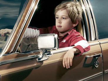 Дети на колесах
