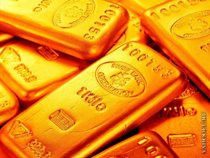 Золото и серебро впервые стали фининструментом  в России