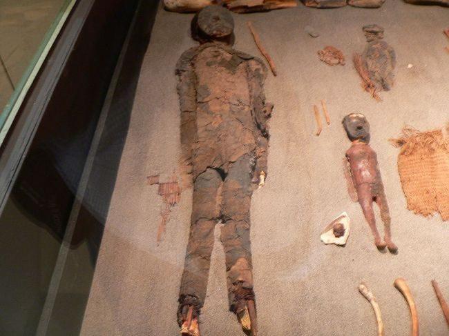 Археологи нашли мумии тысячелетний давности