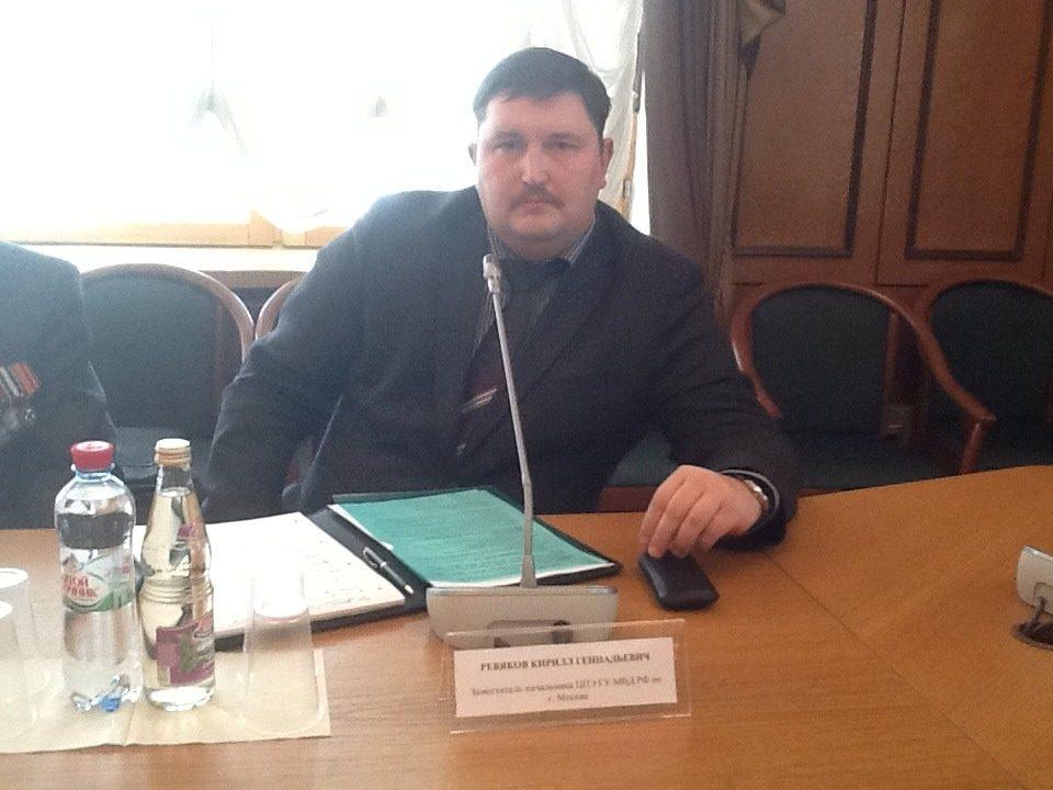Замначальника полиции Москвы предложил москвичам стать дружинниками