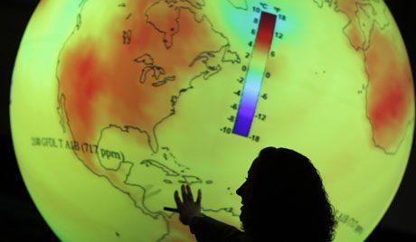 Температура на Земле будет повышаться