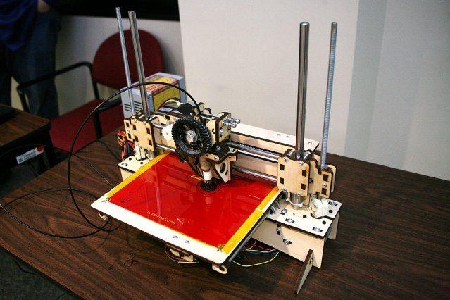 Преступники из Британии распечатали оружие на 3D-принтере