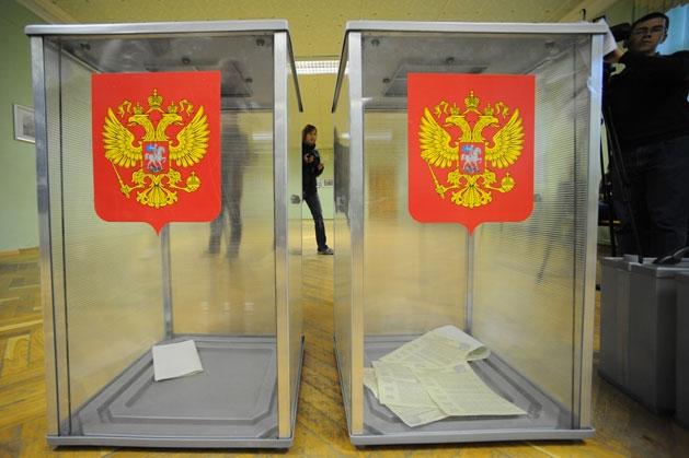 Принятие нового закона о выборах опять отложили
