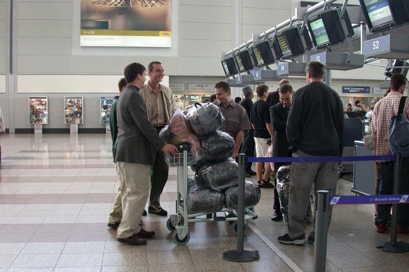 Транзитным иностранным авиапассажирам визы больше не помеха