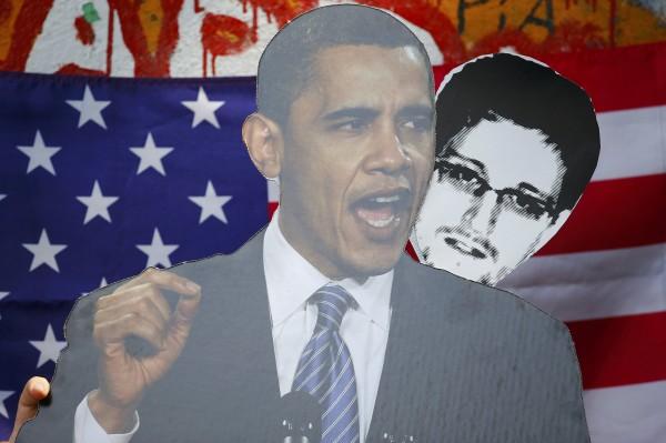 «Сноуден не навредит США» - пресс-секретарь Путина Песков