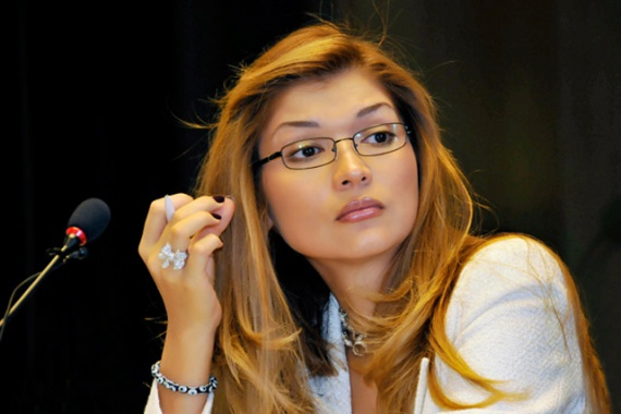 Дочь президента Узбекистана «опустила» в твиттере Службу безопасности отца