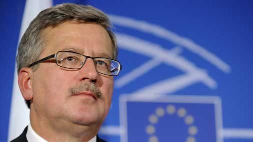 Польский президент извинился за атаку на представительство РФ в Варшаве