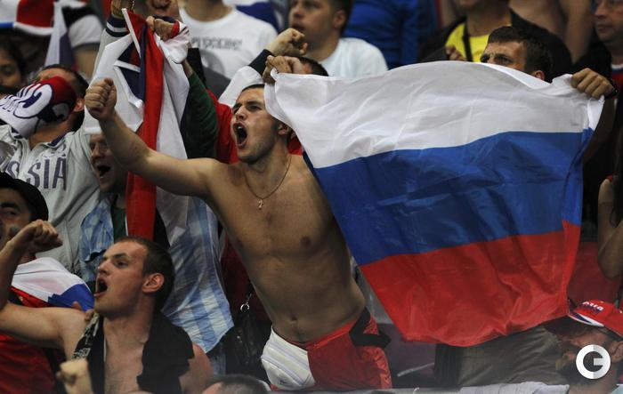 Российских болельщиков не пустят на ЧМ по футболу?