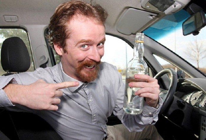 Сел за руль пьяным? Попрощайся с автомобилем