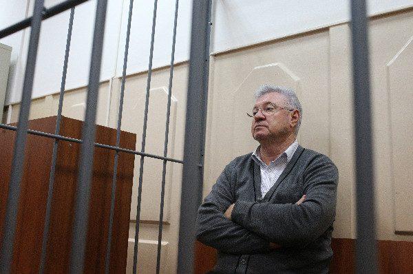Мэр Астрахани отстранен от должности