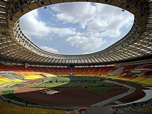 Москва потратит пол миллиарда рублей на покупку «Лужников»