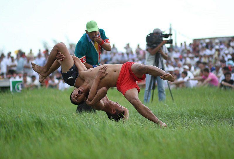 Россия будет развивать национальные виды спорта
