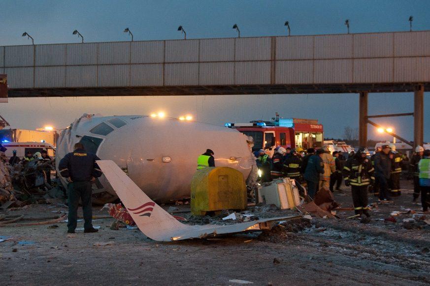 Опубликован список погибших в авиакатастрофе в Казани