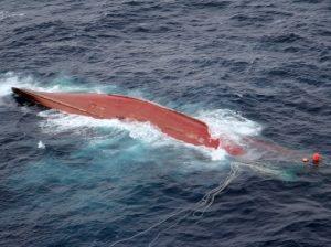 Капитан затонувшего в Таиланде парома был «под кайфом»