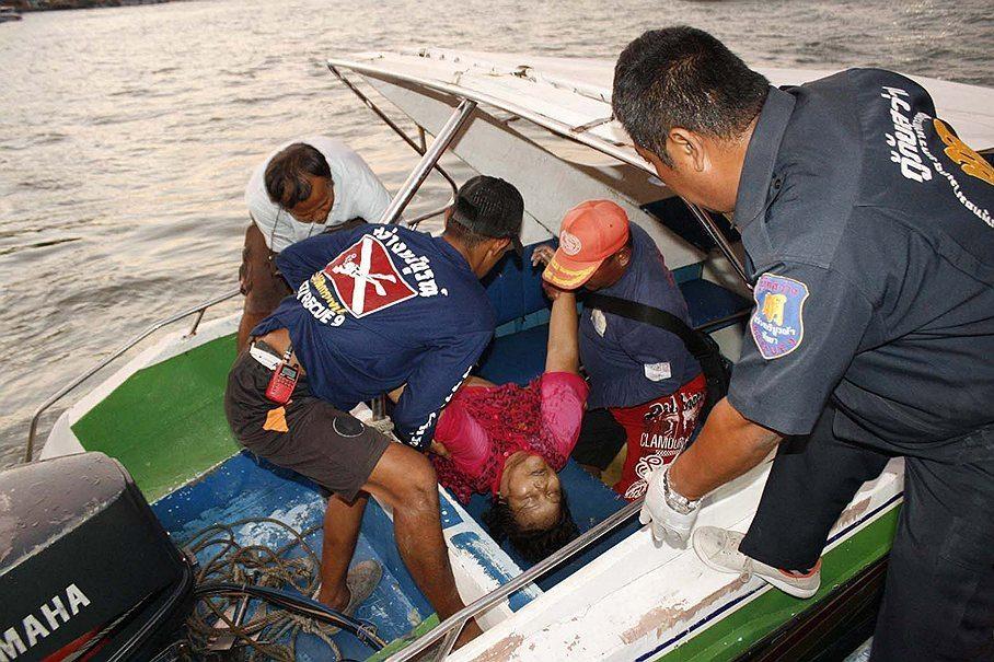 Туристка из России не погибла на пароме в Таиланде