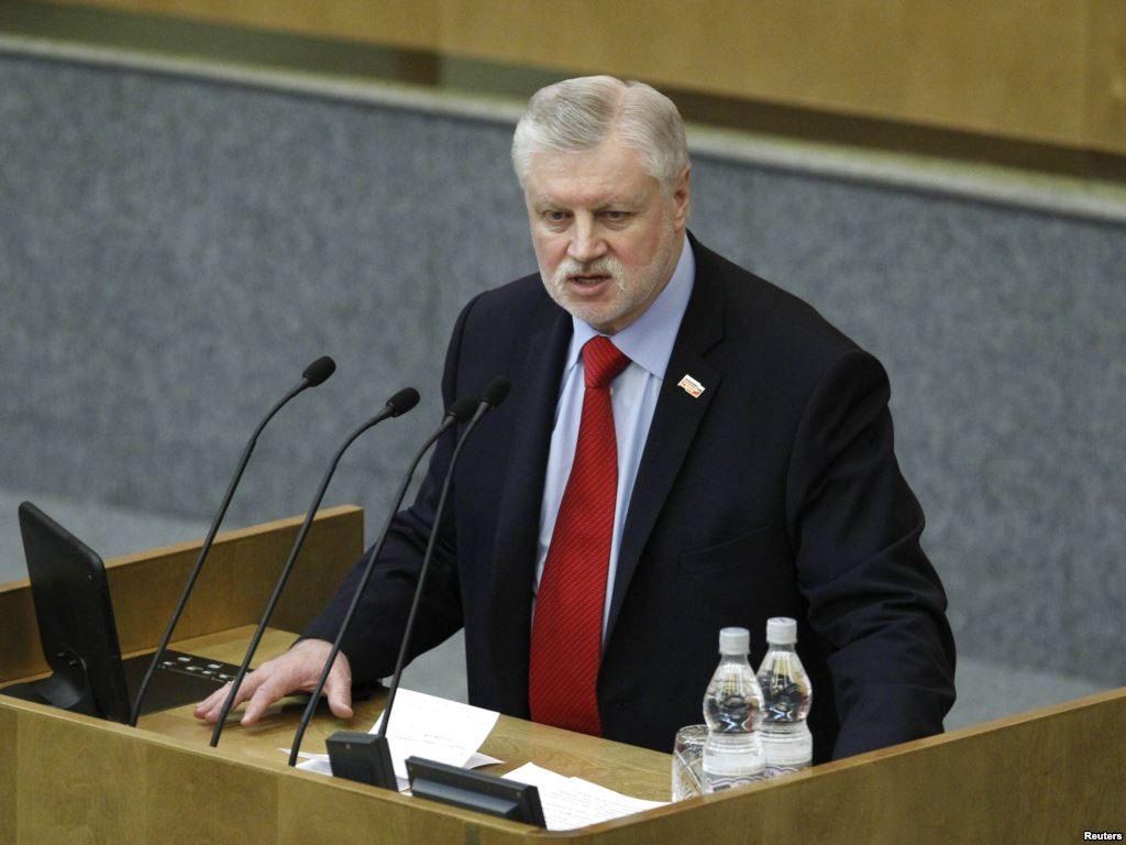 Миронов предложил включить в списки амнистируемых узников Копейска
