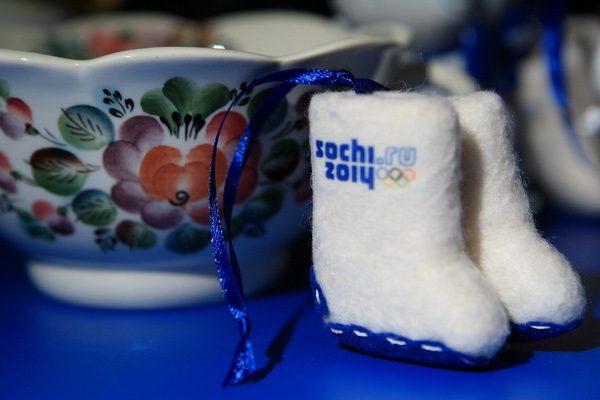 Жители Японии и Франции больше всего покупают сувениры Олимпиады-2014