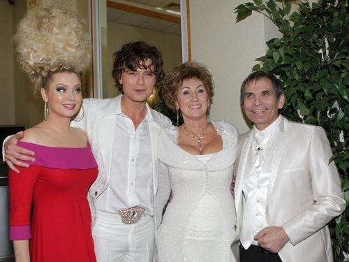 Прохор Шаляпин женился на 57-летней возлюбленной
