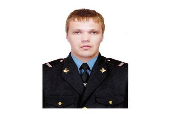 Старшего сержанта полиции Маковкина наградят посмертно