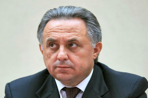 Виталий Мутко: покину пост министра, если Олимпиада-2014 будет неудачной