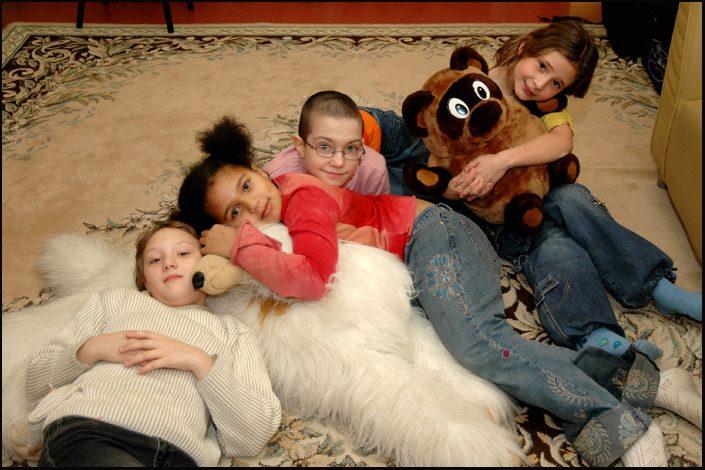 Детей в приюте будут обеспечивать родители