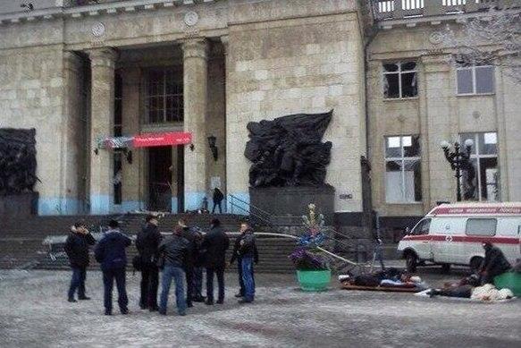 Опубликованы имена пострадавших при теракте в Волгограде