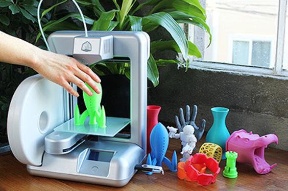 Ювелирные украшения стали печатать на 3D-принтере