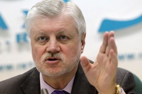 Сергей Миронов: Губернатор Волгоградской области должен уйти в отставку
