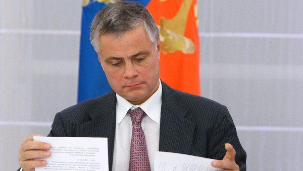 Владимир Путин уволил своего советника Абрамова