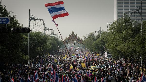 Выборы в Таиланде состоятся 2 февраля
