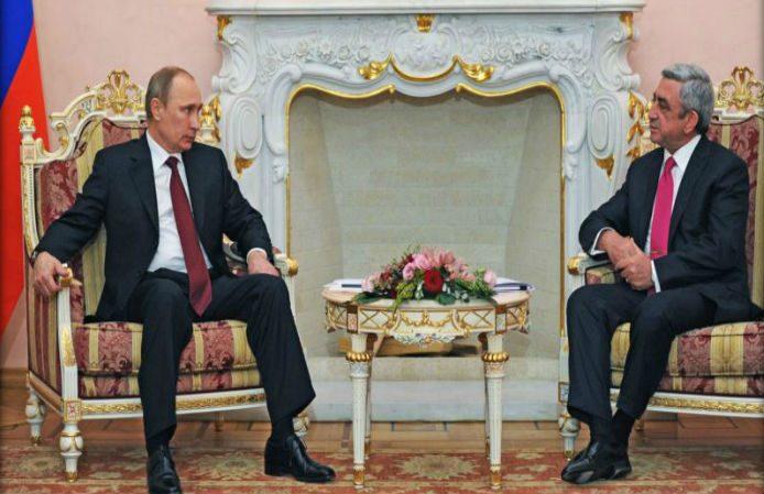 Армения получила от России скидки на газ, нефть и алмазы