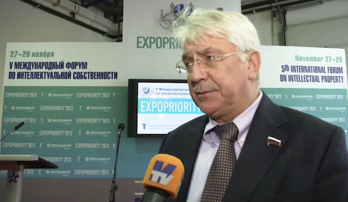 Самый интеллектуальный депутат Госдумы имеет 350 патентов на изобретения