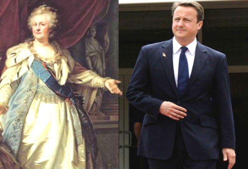 Премьер Великобритании – родственник Екатерины II