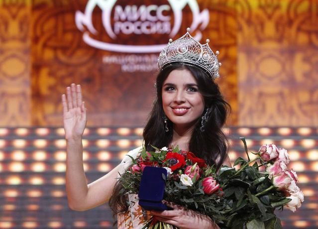 Мисс Россия 2013 примет участие в Эстафете Олимпийского огня