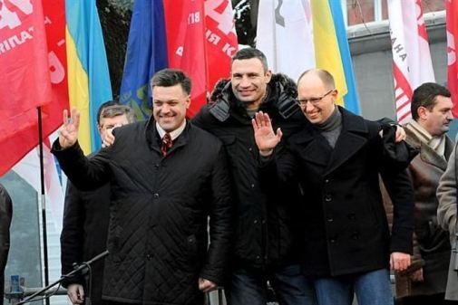 Украина: правительственный квартал пал, «Евромайдан» продолжает стоять