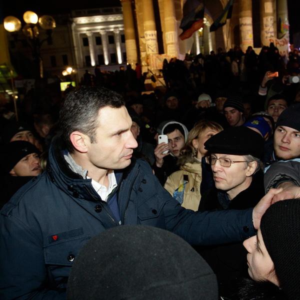Лех Валенса: «Украиной нельзя управлять как на ринге»