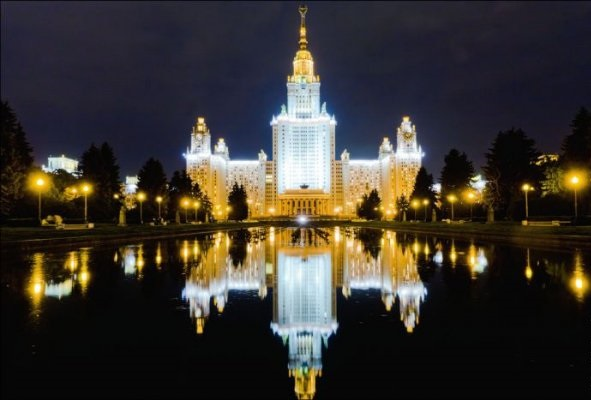 МГУ взял «бронзу» в рейтинге вузов стран БРИКС