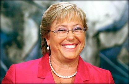 Мишель Бачелет переизбрана на пост президента Чили