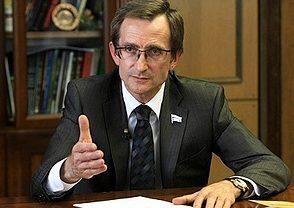 Николай Левичев поддержал бойцов «Беркута», противостоящих киевским протестантам