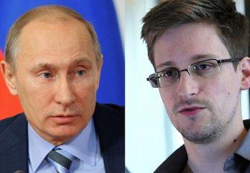 Путин о Сноудене: Я никогда с ним не встречался