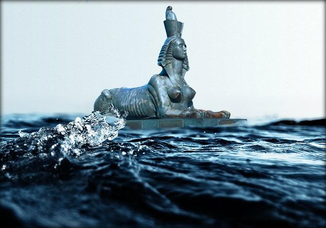 Санкт-Петербург ждет судьба Атлантиды?