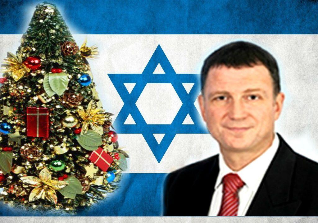 В израильском парламенте не будут ставить елку