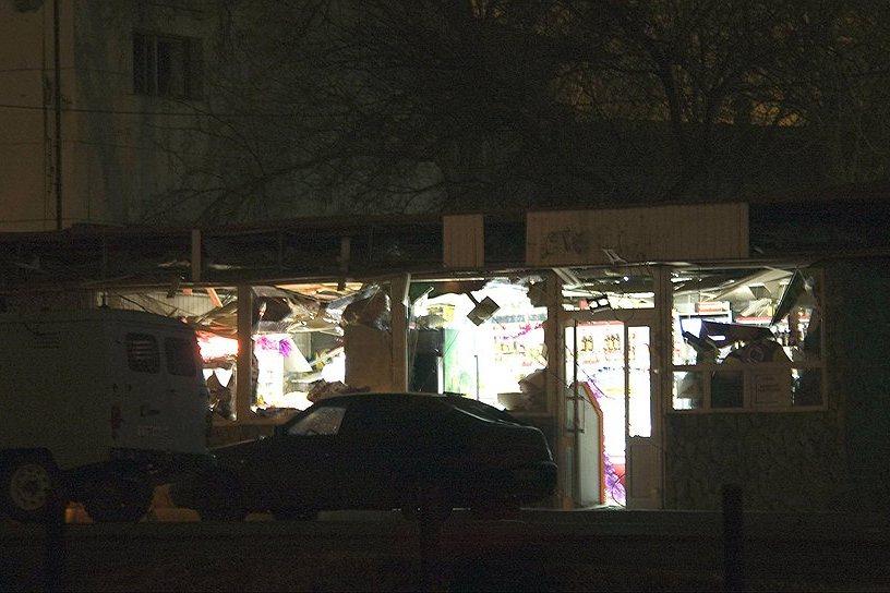 27 декабря в Пятигорске прогремел взрыв. Погибли три человека