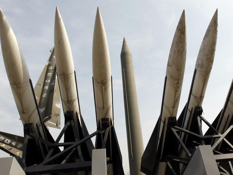 Южная Корея расширила зону действия ПВО в отместку Китаю