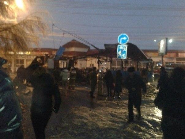 В Волгограде прогремел второй взрыв