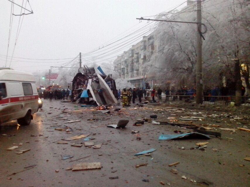 Список пострадавших от взрыва в троллейбусе в Волгограде