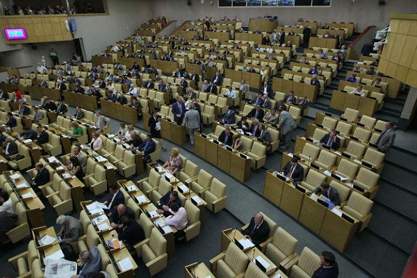 Государственная Дума приняла проект постановления об  амнистии во втором чтении