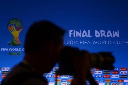 Определены участники групп на Чемпионате Мира 2014 по футболу