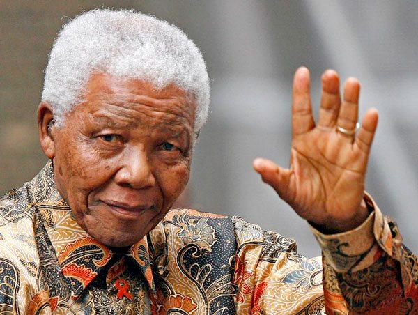Скончался первый чернокожий президент ЮАР Нельсон Мандела