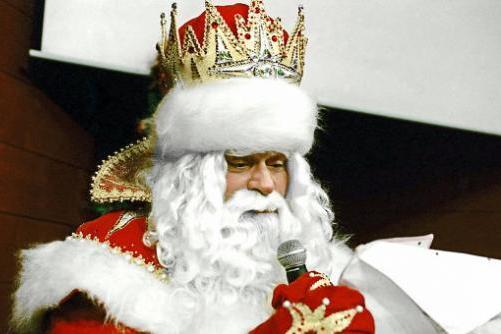 Дед Мороз рассказал о новогодних желаниях россиян
